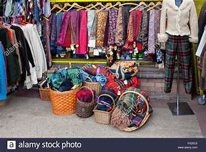 Second, Hand, And, Used, Clothing, For, Sale, In, A, Shop, Glasgow