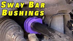 How To Replace Sway Bar Bushings