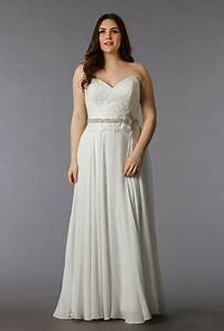 dina davos for kleinfeld style kw111j plus size wedding With kleinfeld plus size wedding dresses