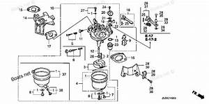 5 Best Images Of Honda Engine Gcv160 Carburetor Diagram