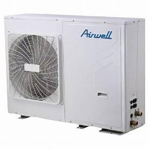 Pompe A Chaleur Eau Air : pompe chaleur 5 kw air eau pour plancher chauffant ~ Farleysfitness.com Idées de Décoration