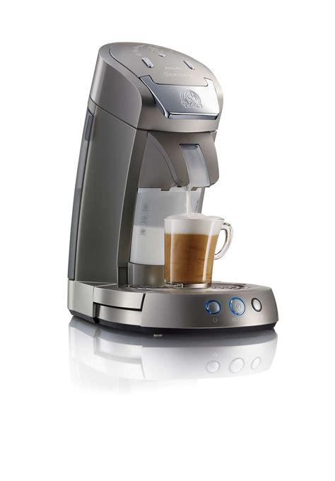 Latte Select Kaffeepadmaschine HD785250 SENSEO®
