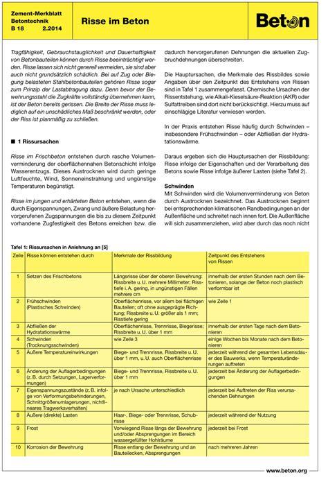 B 9 Expositionsklassen Fuer Betonbauteile Im Geltungsbereich Des Ec2 by Dbv Vdz Merkblatt Sichtbeton Beton Planungshilfen