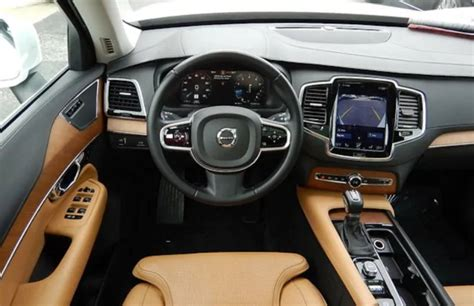 Volvo Xc90 2020 Interior by 2020 Volvo Xc90 Excellence Colors Release Date Interior