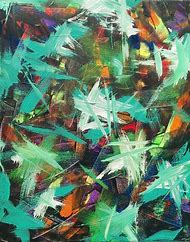 Etsy Abstract Art Painting