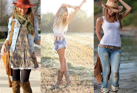Country Girl Style  Ciuchy  Pinterest  Country Girl