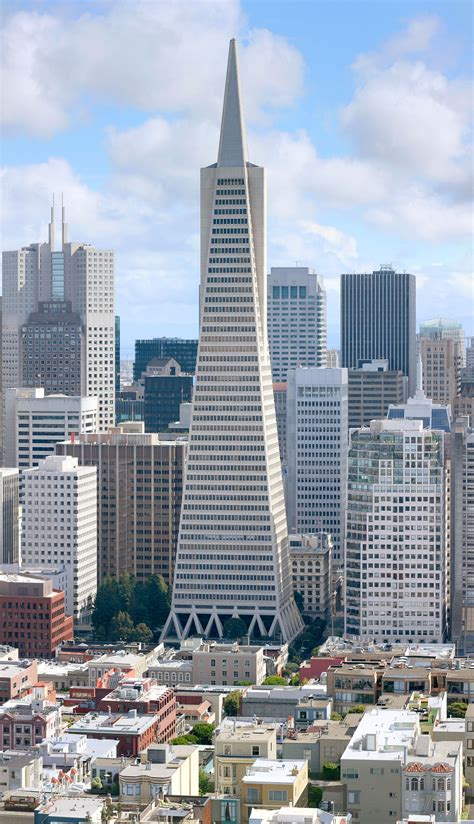 Transamerica Pyramid — Wikipédia