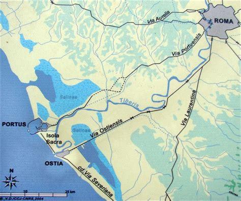 le premier port antique de rome enfin retrouv 233 la croix