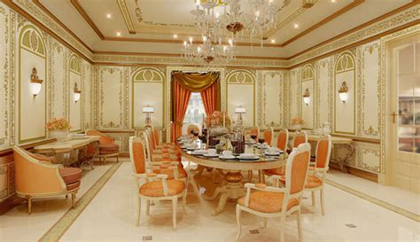 fabulously attractive classical dining room designs
