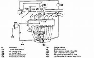 For A 1997 Mercede C230 Engine Diagram