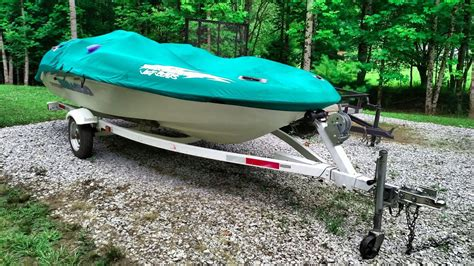 Seadoo Hits Boat by Seadoo Sportster 1996 For Sale For 4 495 Boats From Usa
