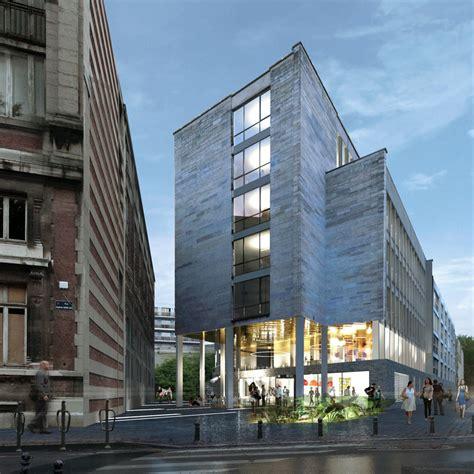 maison des chercheurs lille fr zigzag architecture
