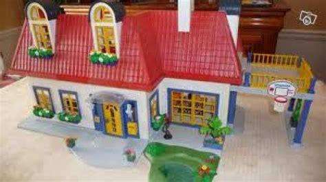 recherche maison playmobil