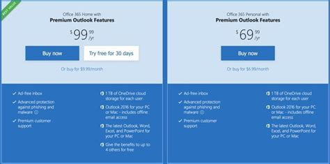 Office 365 Outlook New Features by Microsoft Stops Offering New Outlook Premium