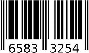 File:Barcode EAN8 svg Wikimedia Commons