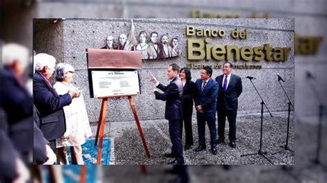 Habrá 13 mil sucursales del Banco del Bienestar en México ...
