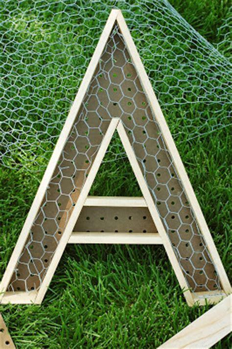 metal monogrammed letter succulent planter jlm designs