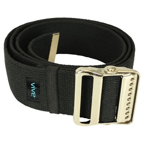 "Amazon.com: NOVA Medical Products 52"" Gait Belt, Blue"