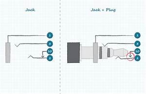 Understanding Audio Jack Switches And Schematics