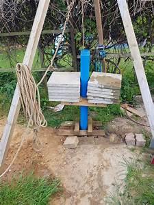 Brunnen Selber Bohren : brunnen bohren teil 18 kiespumpe f rdert wenig material ~ A.2002-acura-tl-radio.info Haus und Dekorationen