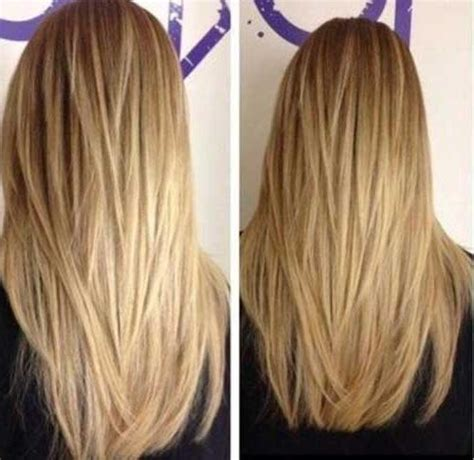 2020 Latest Long Hairstyles Without Layers
