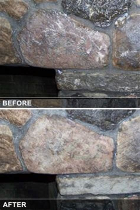 vinegar  remove paint residue  cement brick