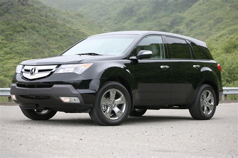 acura mdx 2008 technology package