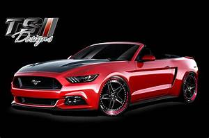 Ford Mustang Cabriolet : eight modified 2016 ford mustangs heading to sema motor ~ Jslefanu.com Haus und Dekorationen