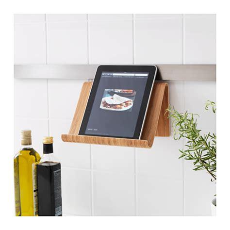 tablette cuisine cook rimforsa support tablette ikea