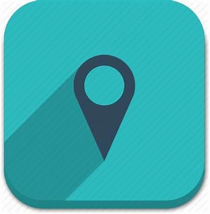 Location Icon Modern Graphic Gps Am Graphics