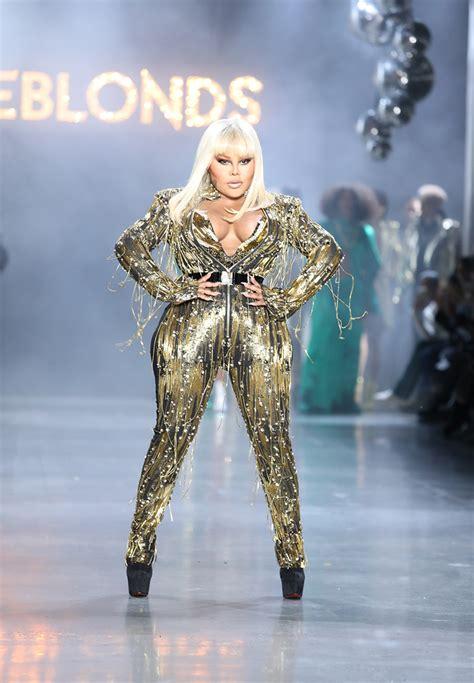 lil kim   blonds autumnwinter   collection
