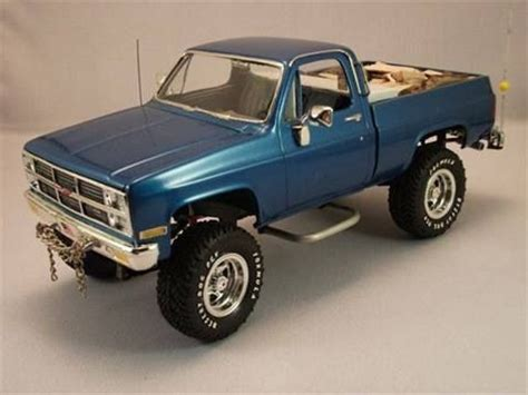 Chevy Truck  Car & Truck Scale Models  Pinterest Chevy