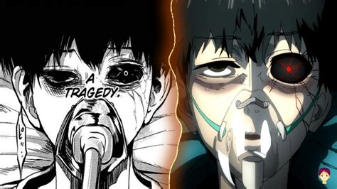 animelist tokyo ghoul tokyo ghoul chapter 1 and anime comparison review 東京