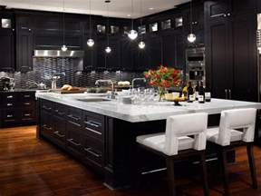 black cabinet kitchen ideas picking the right color for your kitchen cabinets ideas 4 homes