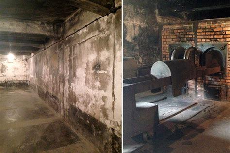existence des chambres gaz 70 ans après auschwitz porte encore les traces de l