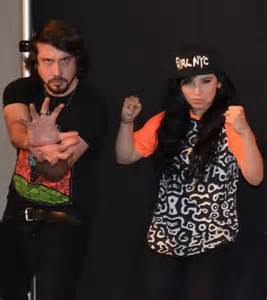 Kirstie Maldonado and Avi Kaplan Pentatonix