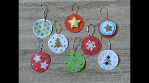 basteln mit kleinen kindern basteln mit kindern weihnachtskugeln