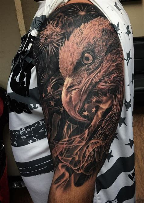 american eagle tattoo inkstylemag