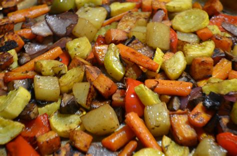 roasted vegetables roasted vegetables recipe dishmaps