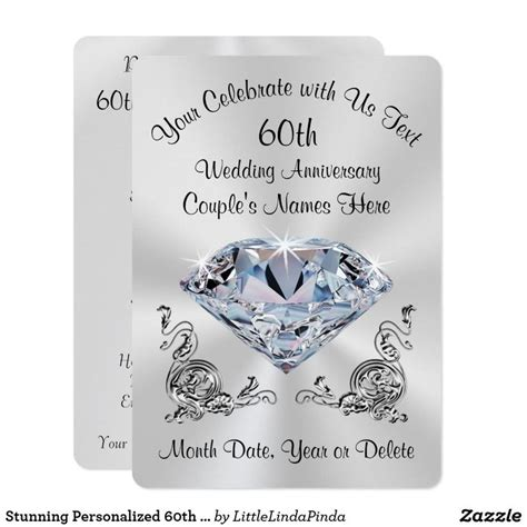 60th wedding anniversary gift 75 best images about 60th anniversary gifts personalized on pinterest wedding dj diamonds and