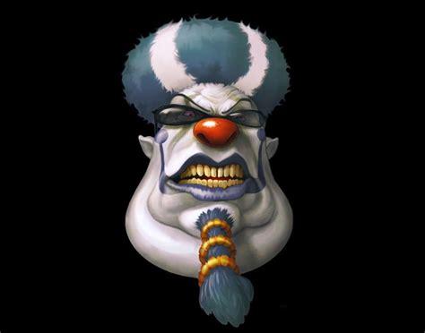 Wallpaper Clown by Evil Clown Wallpapers Wallpaper Cave