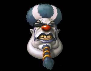 Evil, Clown, Wallpapers