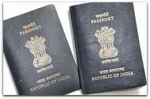 documents required for online passport registration in With documents required for passport india