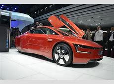 Volkswagen Wants 60 MPG Fleet Average In Europe By 2020