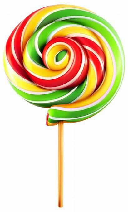 Lollipop Clipart Clipground Multicolor