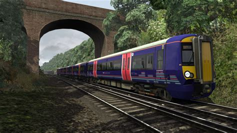 First Capital Connect Class 377  Dpsimulation