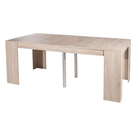 auchan chambre bebe table console extensible qualite