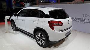 Citroen Weighs In The Old And New With The C4 Aircross At