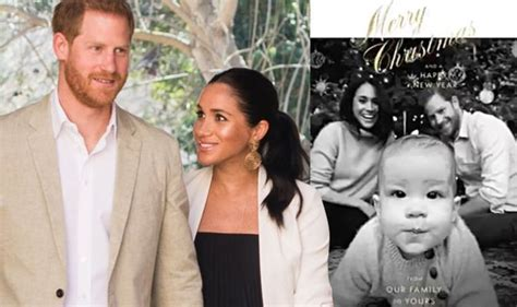 The card, which is an illustration of a photo, was released through mayhew, meghan's animal welfare organization patronage in the u.k. Meghan Markle news: Duke and Duchess of Sussex release adorable Christmas card with baby A ...