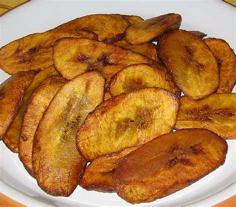 fried plantain african appetizers snacks menu